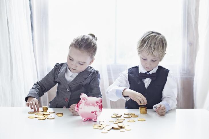 Фото №2 - Карманные расходы: как научить ребенка ценить деньги