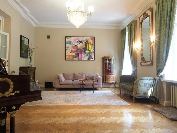 Фото №2 - В Москве продается квартира генерала Малинина, подаренная ему Сталиным