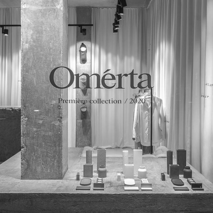 Фото №5 - Минималистский бутик Omérta в Екатеринбурге