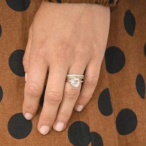 Фото №13 - Выходи за меня: самые красивые помолвочные кольца знаменитостей