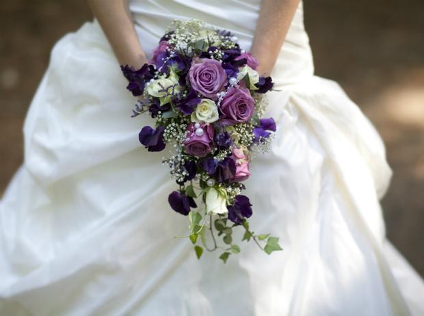 Фото №10 - Свадебный букет: история, традиции и приметы
