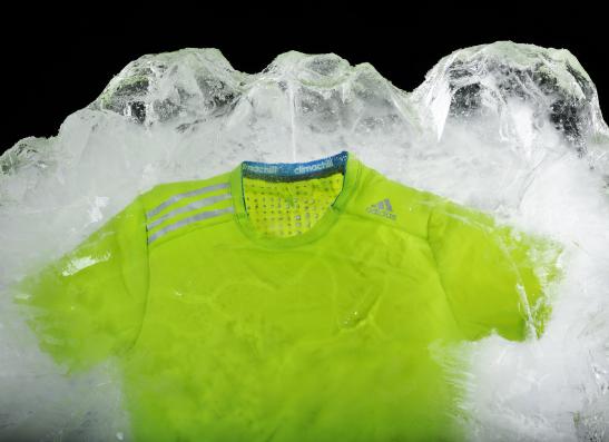 Фото №1 - Adidas представил охлаждающие футболки ClimaСhill