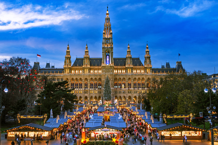Фото №3 - 5 городов Европы, которые превращаются в сказку во время католического Рождества