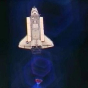 Фото №1 - Шаттл Endeavour благополучно вернулся на Землю