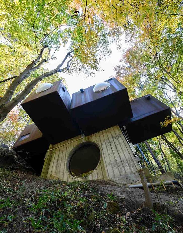 Фото №2 - Капсульный дом по проекту Кисе Курокавы будет восстановлен