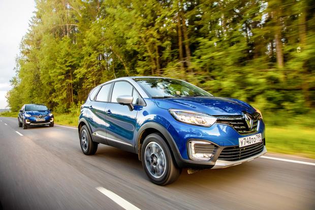 Фото №1 - Renault Kaptur: внутренний прогресс