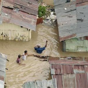 Фото №1 - Тропический шторм стал ураганом