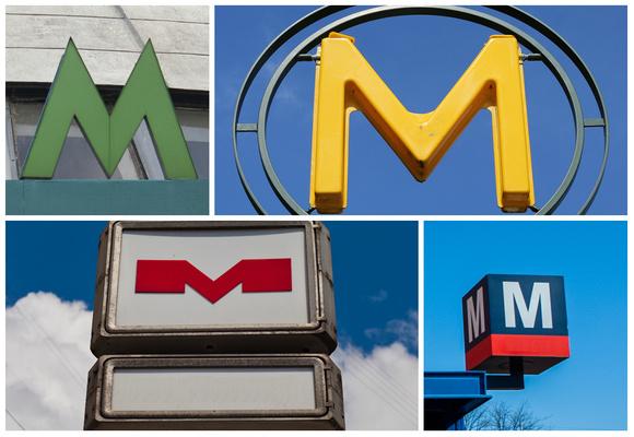Фото №1 - Тест: Угадай город мира по значку метро