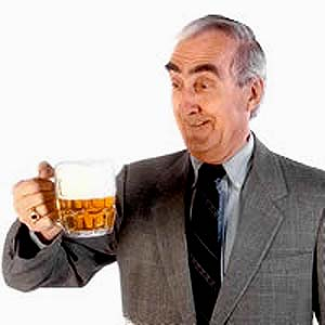 Фото №1 - Пожилые люди более чувствительны к алкоголю