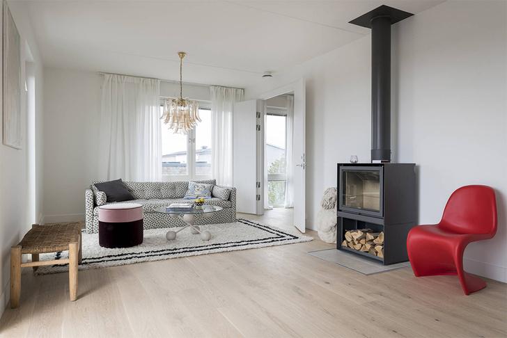 Фото №1 - Квартира дизайнера Амалии Уайделл в Стокгольме