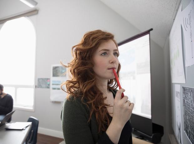 Фото №1 - «Стоит ли бросать комфортную работу ради более престижной должности?»