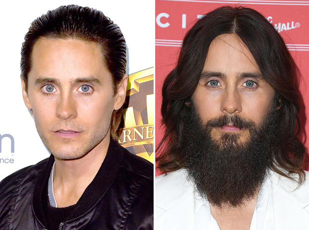 Фото №8 - 35 звездных фото, доказывающих, что иногда лучше побриться