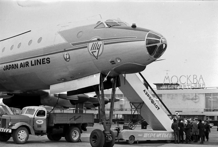 Фото №4 - Национальное достояние. Шереметьево: от главного военного аэродрома СССР до крупнейшего авиахаба России