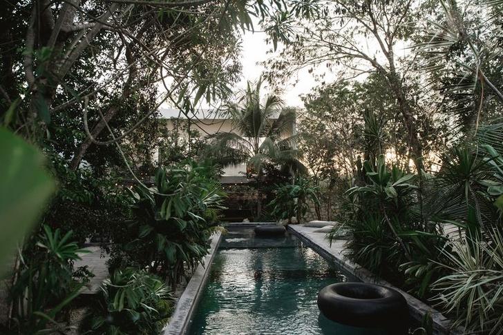 Фото №2 - Райский уголок: дизайн-отель 16 Tulum в джунглях Мексики