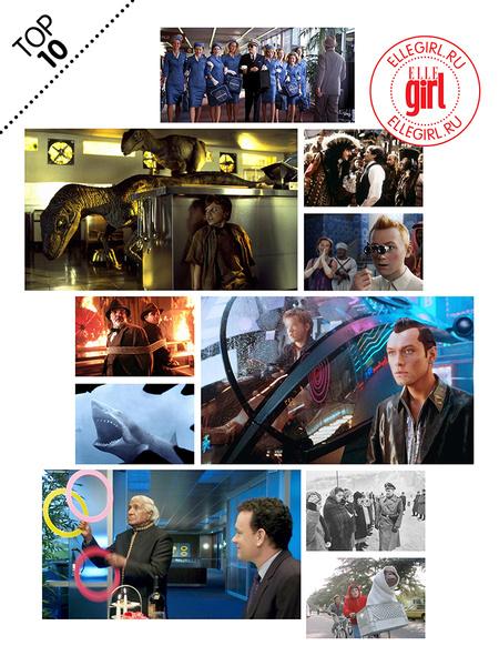 Фото №1 - Топ-10: Лучшие фильмы Стивена Спилберга