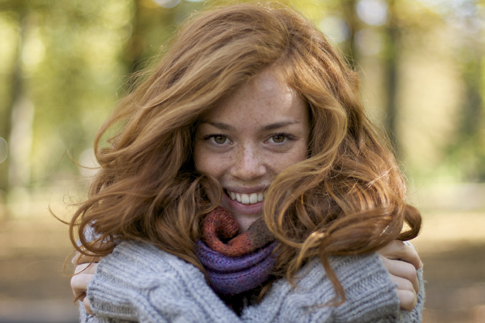 Фото №1 - Защита волос от потери влаги в условиях осени и зимы