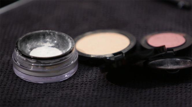 Фото №4 - Как повторить нежный осенний макияж от Rouge Bunny Rouge