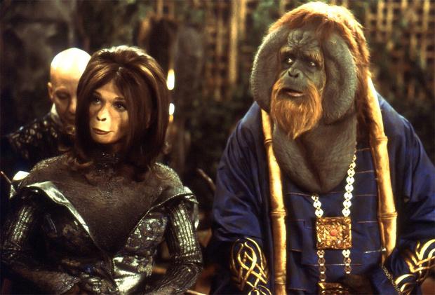«Планета обезьян»