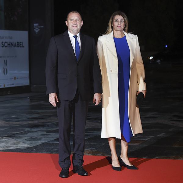 Фото №18 - Боги политического Олимпа: президенты и их жены на званом ужине в Париже