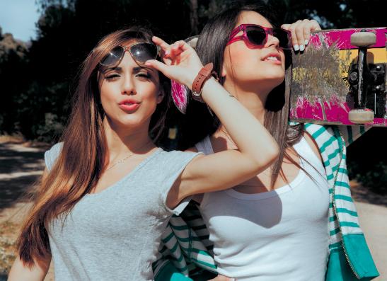 Фото №1 - Всем на диво: главные тренды осеннего макияжа