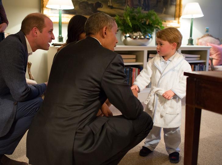 Фото №9 - Юные бунтари: принц Джордж и принцесса Шарлотта уже не соблюдают протокол