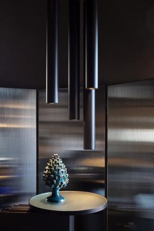 Фото №4 - Новое кафе-бар Miscela d'Oro по дизайну Пьеро Лиссони