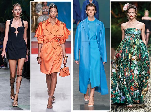 Фото №1 - 10 трендов весны и лета 2020 с Недели моды в Милане