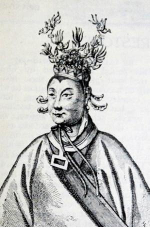 Фото №6 - Наложница, ставшая императором Китая: история У Цзэтянь