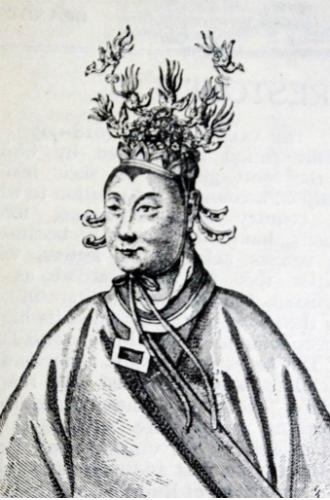 Фото №6 - Через интриги к власти: история У Цзэтянь— наложницы, ставшей императором Китая