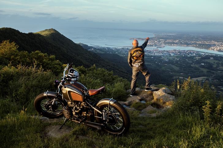 Фото №1 - Ирбитский блюз: история легендарного советского мотоцикла «Урал»