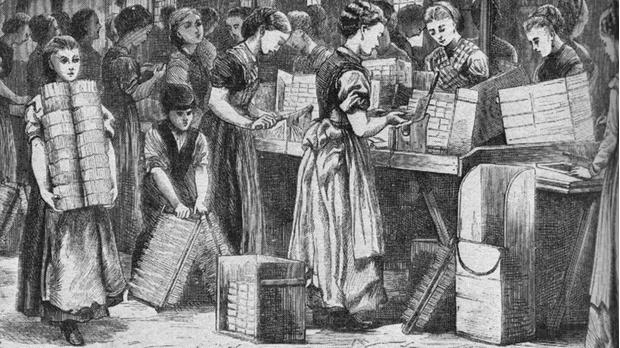 Фото №3 - Клоачный кладоискатель и еще 6 самых жутких профессий викторианской эпохи