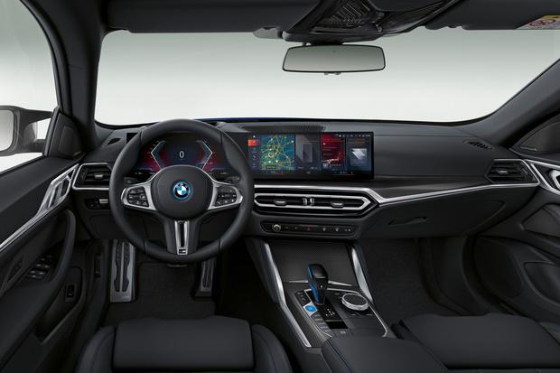 Фото №2 - Новый электрический BMW: симпатичные ноздри и музыка для пешеходов
