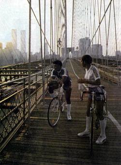 Фото №2 - Пять городов Нью-Йорка