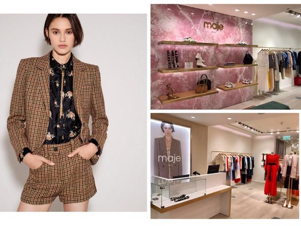 Фото №2 - Время шопинга: Sandro, Maje и Claudie Pierlot открыли новые бутики в Москве