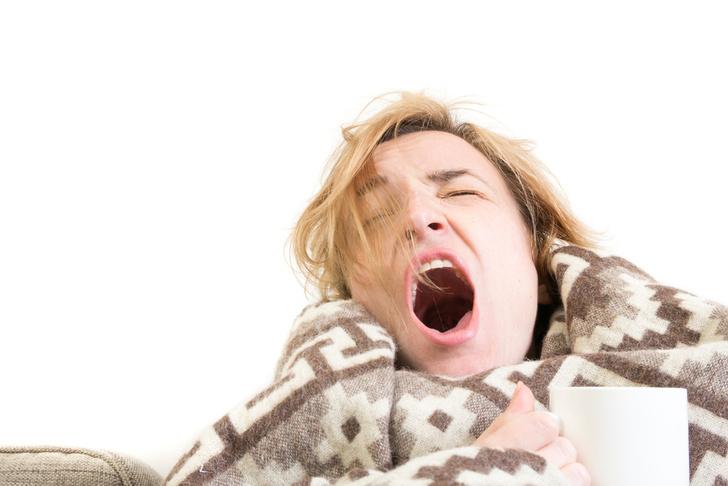 Фото №1 - Кофеин не работает при длительном недосыпании