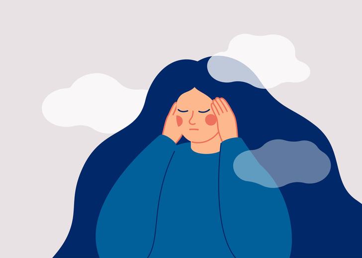Фото №1 - Туман в голове: почему ты сама не своя и что с этим делать
