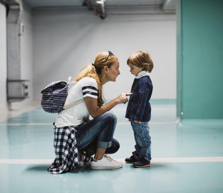Фото №2 - Как научить ребенка вести себя прилично: 10 главных ошибок родителей