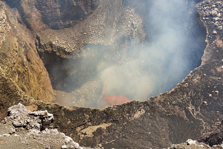 Фото №2 - Действующий вулкан подключат к Интернету