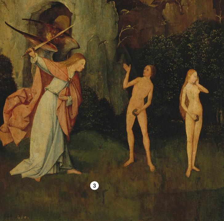 Фото №4 - Причины и последствия: обличение смертных грехов на картине Иеронима Босха