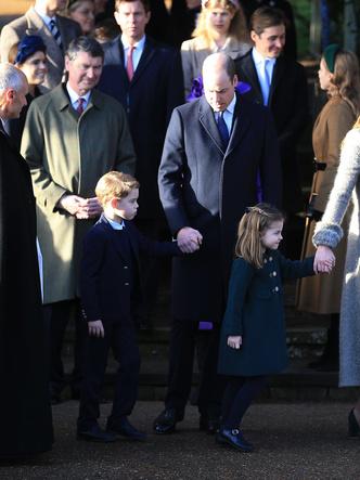 Фото №6 - Принц Джордж Кембриджский: седьмой год в фотографиях
