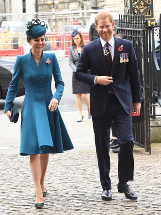 Фото №15 - Особая связь: самые трогательные и забавные фото Гарри и Кейт