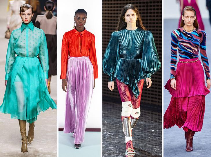 Фото №10 - 10 трендов осени и зимы 2019/20 с Недели моды в Милане