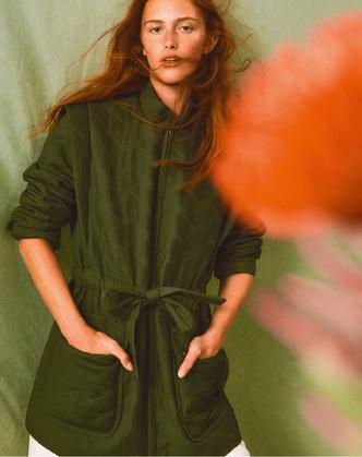 Фото №3 - Осознанная мода: Claudie Pierlot выпустили коллекцию, выполненную из органического хлопка
