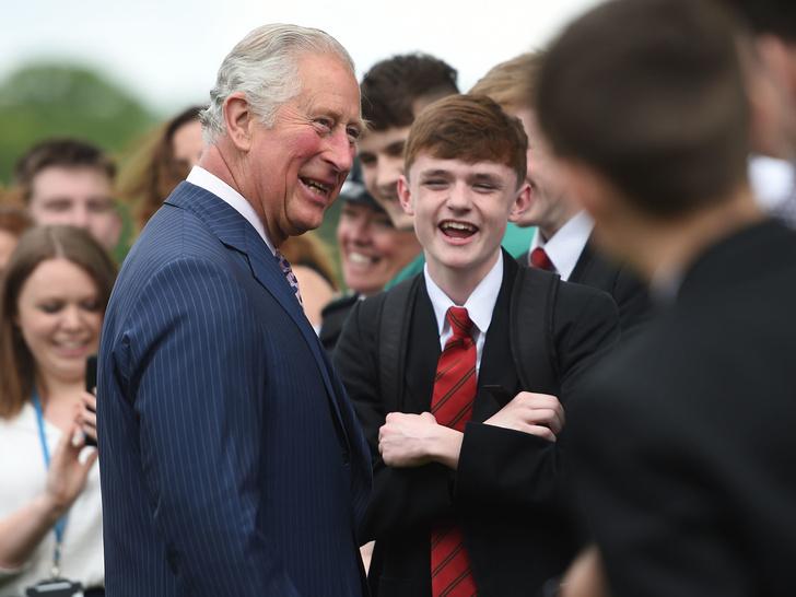 Фото №2 - Какой титул получит Джордж, когда принц Чарльз станет королем (и получит ли вообще)