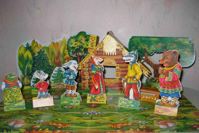 Фото №3 - Как оживить сказку: кукольный театр на столе