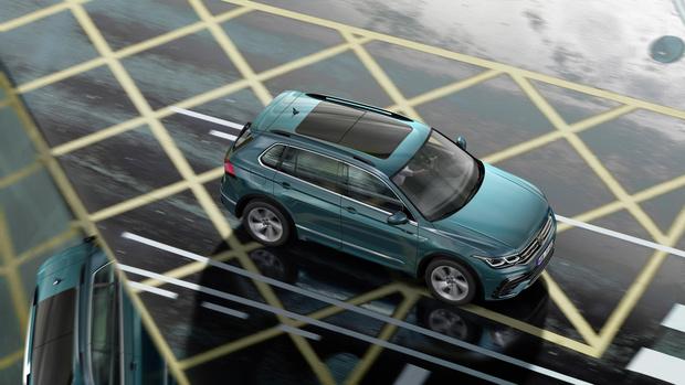 Фото №2 - Обновленный Volkswagen Tiguan представлен в России