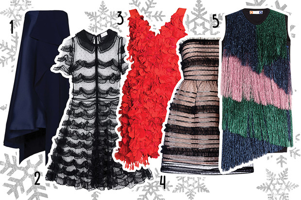 Фото №3 - Топ-20: Новогодние платья