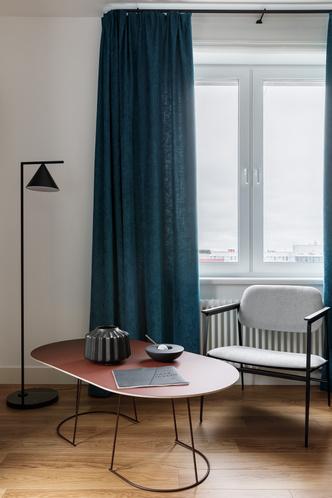 Фото №8 - Квартира молодой девушки в стиле mid-century modern 68 м²