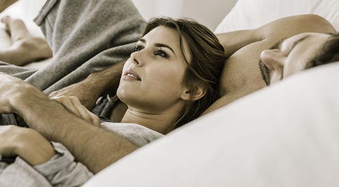 О чем мы думаем, когда занимаемся сексом?