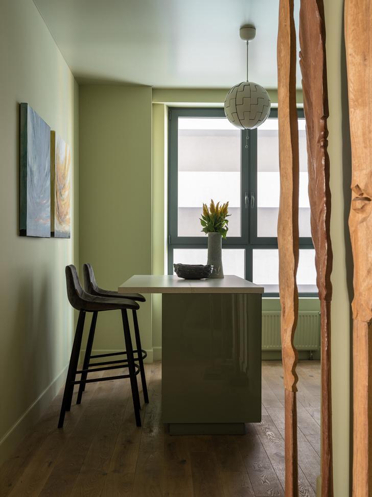 Фото №7 - Квартира 57 м² для молодого инженера: проект Натальи Гергель
